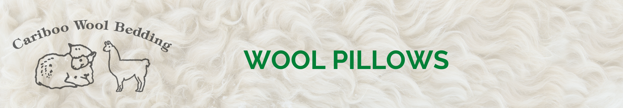 Wool Pillows Store